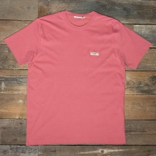 NUDIE 131613 Daniel Logo T R32 Rusty Red
