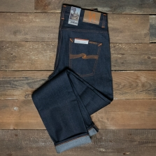 NUDIE 112019 Lean Dean Japanese Selvedge Dry