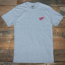 Red Wing 95081 Red Wing T Shirt Light Grey