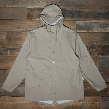 Rains Waterproof Jacket 35 Beige