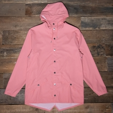 Rains Waterproof Jacket 38 Coral