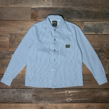 Stan Ray Box Jacket Bleached Hickory Stripe