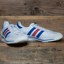adidas Originals Fv4430  Sl 72 White Blue Red