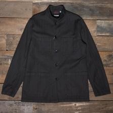 VETRA Number 35 Chore Jacket 2v97 Khaki