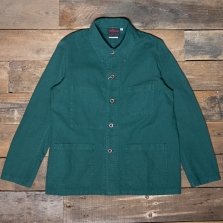 VETRA Number 4 Short Work Jacket 1c87 Bottle Green