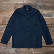 VETRA Number 35 Chore Jacket 2v55 Navy
