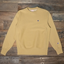 CHAMPION 214676 Fleeceback Reverse Weave Sweatshirt Ys067 Sand