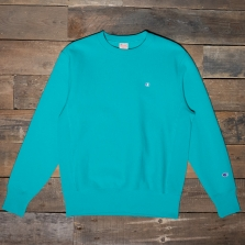 CHAMPION 214676 Fleeceback Reverse Weave Sweatshirt Gs012 Mint