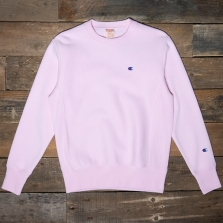 CHAMPION 214676 Fleeceback Reverse Weave Sweatshirt Ps04 Pale Pink