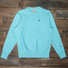 CHAMPION 214676 Fleeceback Reverse Weave Sweatshirt Bs056 Light Green