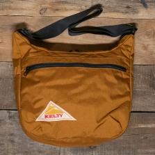 KELTY Curve Shoulder Bag Caramel