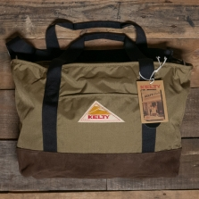 KELTY Vintage Zip Tote Hd 2 Tan