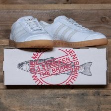 adidas Originals Ef5673 Hamburg Fish Market White