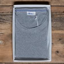 SCHIESSER REVIVAL Karl-heinz T Shirt Grey Melange