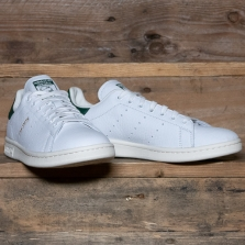 adidas Originals Cq2871 Stan Smith White Green