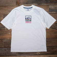 adidas Originals Gp1114 Adplr Prm Tee Off White