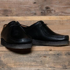 PADMORE & BARNES P204 Shoe Leather Black