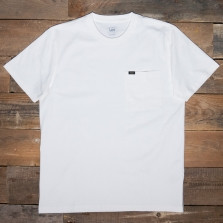 LEE Ss Pocket Tee L64psw Ecru