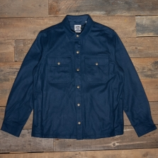 LEE 101 101 Overshirt Total Eclipse