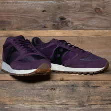 SAUCONY Jazz Original Vintage S70368 166 Blackberry Black