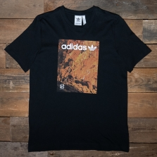 adidas Originals Gd5988 Adv Tee Black