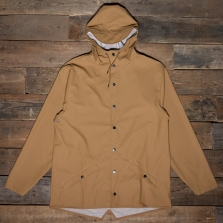 Rains Waterproof Jacket 49 Khaki