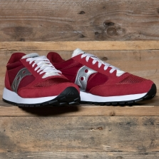 SAUCONY Jazz Original Vintage S70368 147 Red White Silver