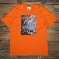 adidas Originals Gd5987 Adv Tee Orange