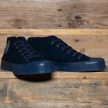 US RUBBER CO Original Chukka Wool Navy