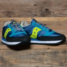 SAUCONY Jazz Original Peak S70512 3 Black Citron