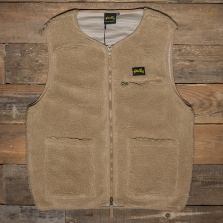Stan Ray Fleece Liner Vest Khaki