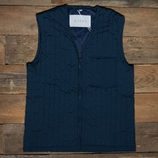 Rains Liner Vest 02 Blue