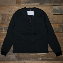 Rains Liner Jacket 01 Black