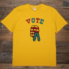 TSPTR Vote T Shirt Yellow