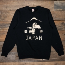 TSPTR Suka Snoopy Sweatshirt Black