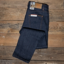 NUDIE 113559 Gritty Jackson Dry Classic Navy