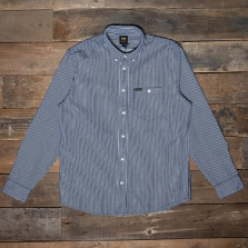 LEE Riveted Shirt L66it Washed Blue