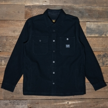 LEE Box Pocket Overshirt L68ll Black