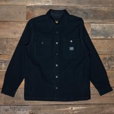 LEE Box Pocket Overshirt L68ll Black