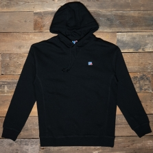RUSSELL ATHLETIC E06022 Hooded Sweatshirt 099 Black