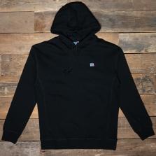 RUSSELL ATHLETIC E06022 Hooded Sweatshirt 099 Black