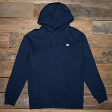 RUSSELL ATHLETIC E06022 Hooded Sweatshirt 190 Navy