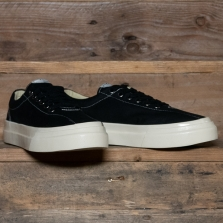STEPNEY WORKERS CLUB Dellow M Canvas Black Ecru