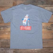 EBBETS FIELD FLANNELS Havana Sugar Kings 1949 T Shirt Grey