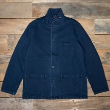 VETRA Workwear Herringbone Jacket 1a55 Navy
