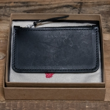 Red Wing 95022 Zipper Coin Pouch Black