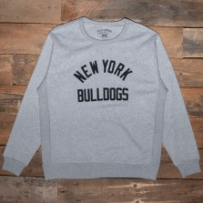 PECK & SNYDER New York Bulldogs 1949 Sweatshirt Grey