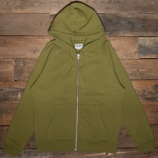 PECK & SNYDER Peck And Snyder Full Zip Hoodie Turf