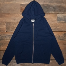 PECK & SNYDER Peck And Snyder Full Zip Hoodie Midnight