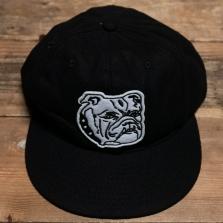 PECK & SNYDER New York Bulldogs 1949 Ballcap Black
